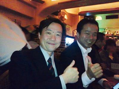宮武さんと道端さん