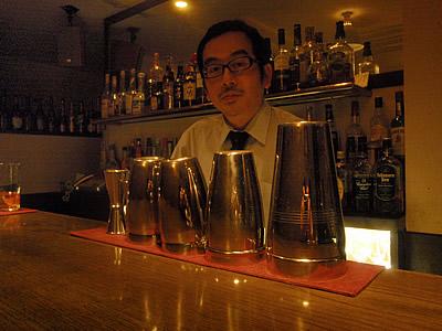 bar slow マスター