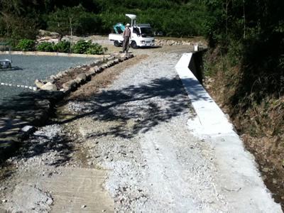 道路補修工事